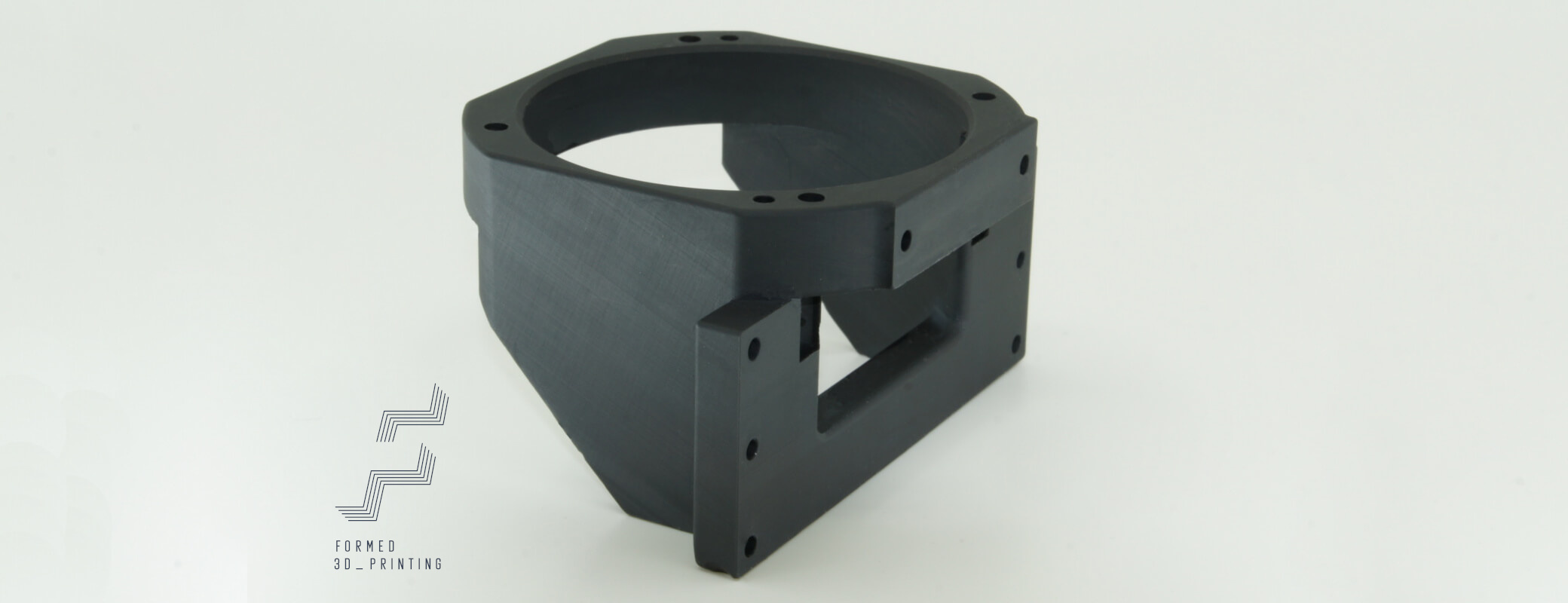 3d printing service, Oculox Technologies trusts FORMED for 3D printing of high resolution functional parts