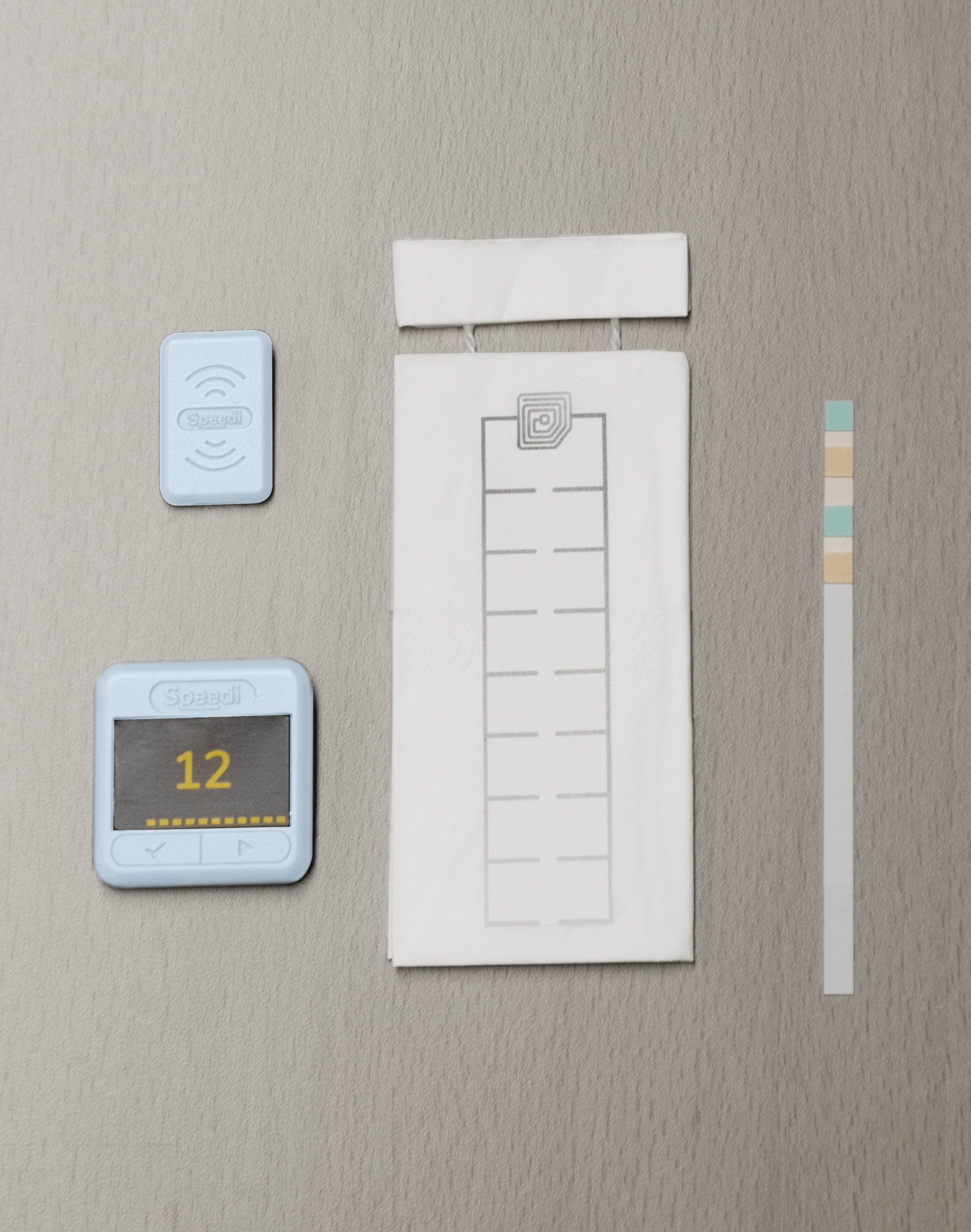 dispositif detection urinaire, SPEEDI, un dispositif simple et innovant pour faciliter le dépistage précoce des infections urinaires.